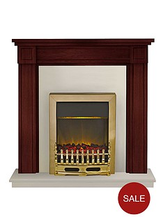 adam-fire-surrounds-georgian-electric-fireplace-suite-with-brass-inset-fire