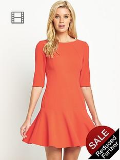 south-pephem-dress-with-three-quarter-sleeves