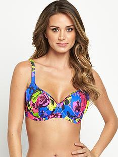 freya-floral-pop-underwire-sweetheart-padded-bikini-top