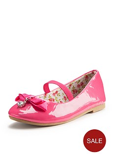 ladybird-heidi-younger-girls-ballerina-shoes