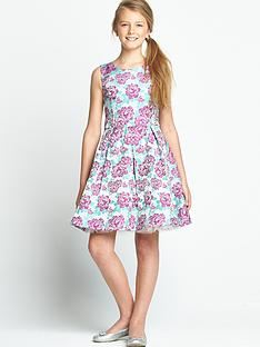 freespirit-girls-floral-jacquard-prom-dress