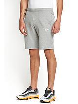 Mens Crusader Fleece Shorts