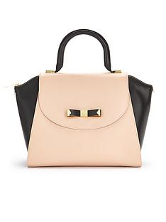 ted-baker-bow-detail-tote-bag