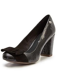 hush-puppies-sissany-bow-leather-court-shoes-black-snake
