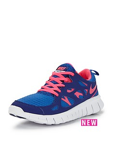 Nike Free 5.0 Junior Sports Trainers
