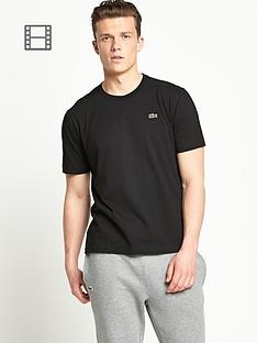 lacoste-plain-crew-t-shirt