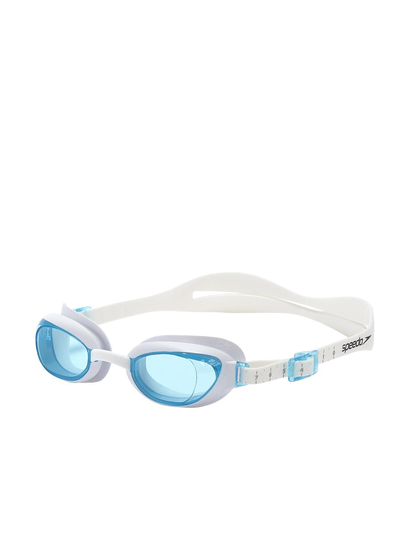 Speedo Aquapure Goggles - White, White