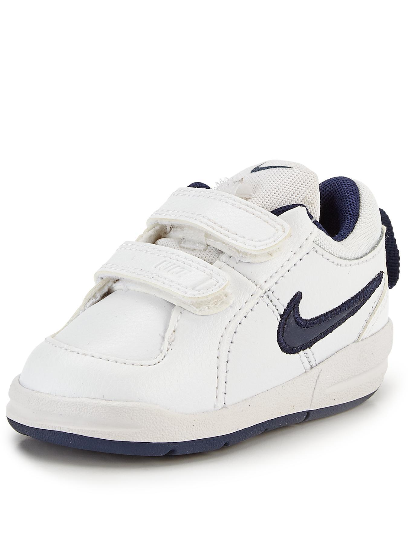 Nike Pico 4 Toddler Training Shoes - White, White