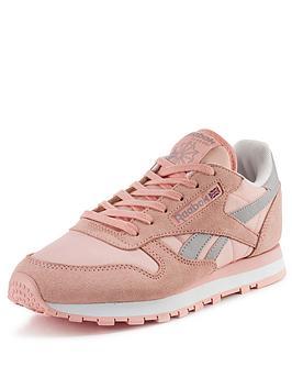 reebok-classic-leather-seasonal-ladies-fashion-trainers-pink
