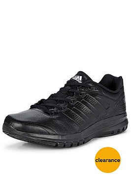 adidas-duramo-6-leather-mens-trainers-black