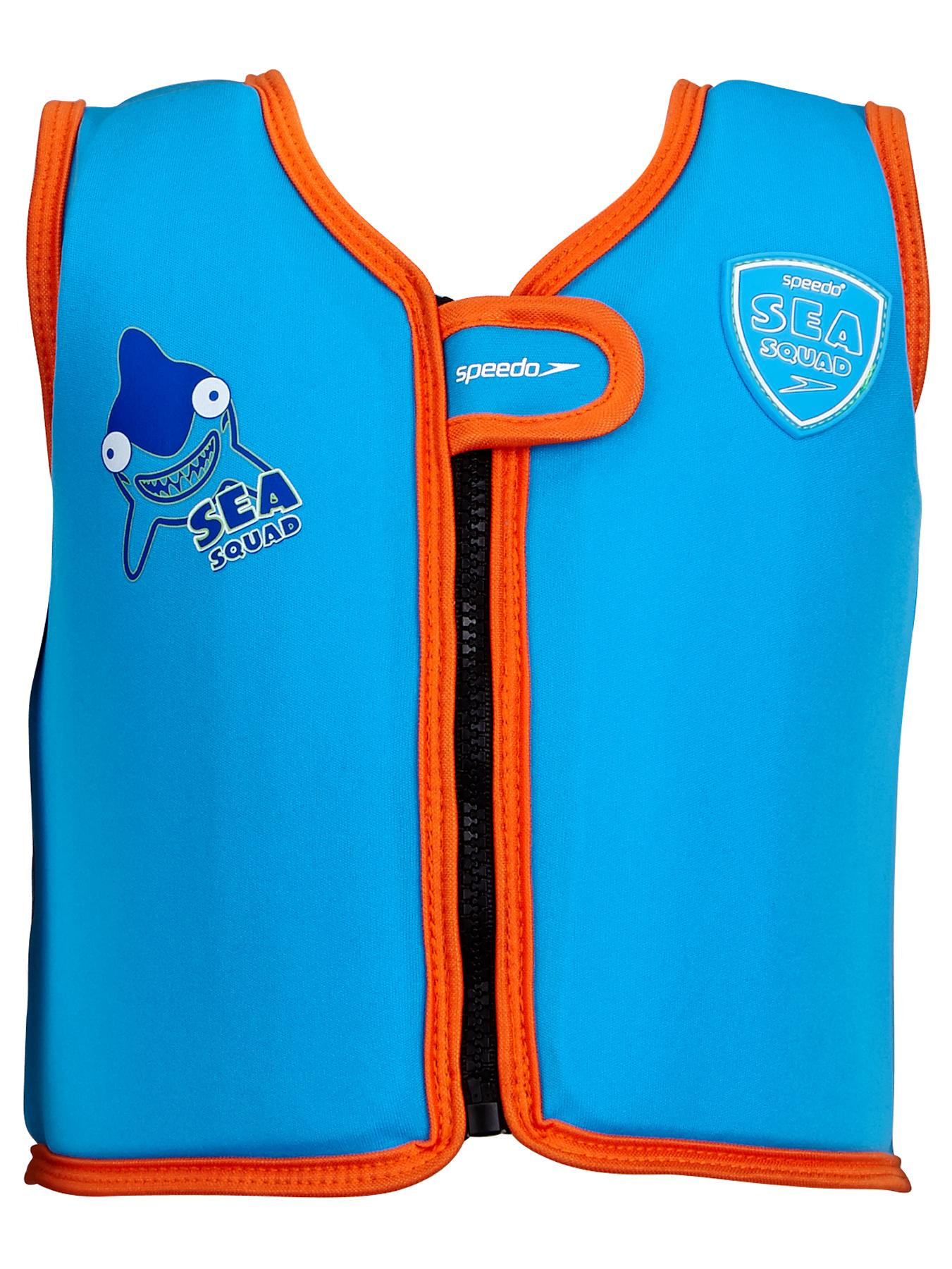Speedo Little Boys Float Vest - Blue, Blue