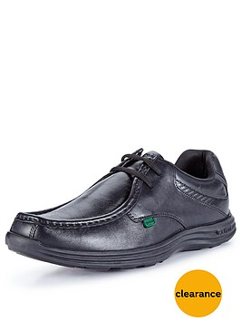kickers-reason-lace-up-shoes