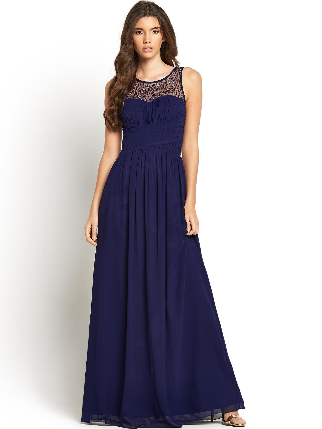 Glamorous maxi dresses uk