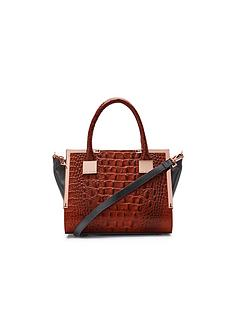 ted-baker-mini-leather-tote-bag
