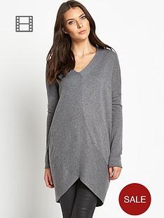 replay-oversized-jumper-dress