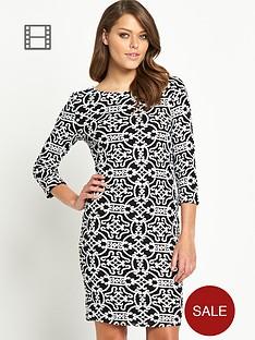 vila-sequin-statement-dress