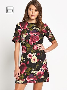 girls-on-film-floral-shift-dress