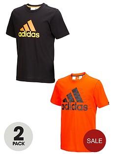 adidas-youth-boys-2pack-logo-t-shirt