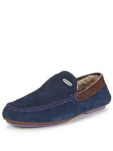 ted-baker-ruffas-suede-moccasin-slippers