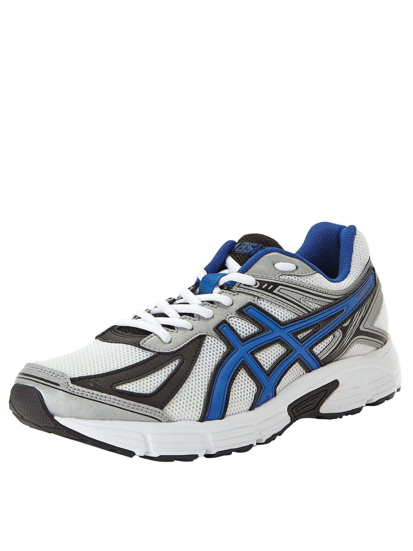 Asics Patriot 7 Mens Trainers - White, White