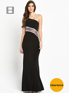 forever-unique-deanna-one-shoulder-embellished-maxi-dress