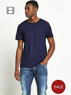 g-star-raw-mens-indigo-t-shirt