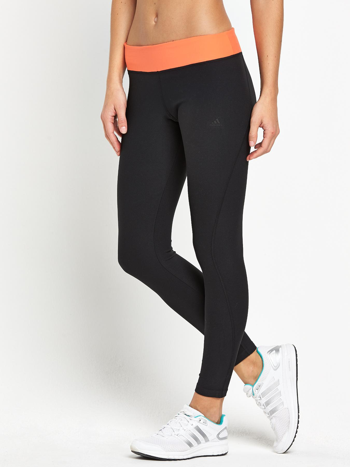 adidas Ultra Tights - Black, Black