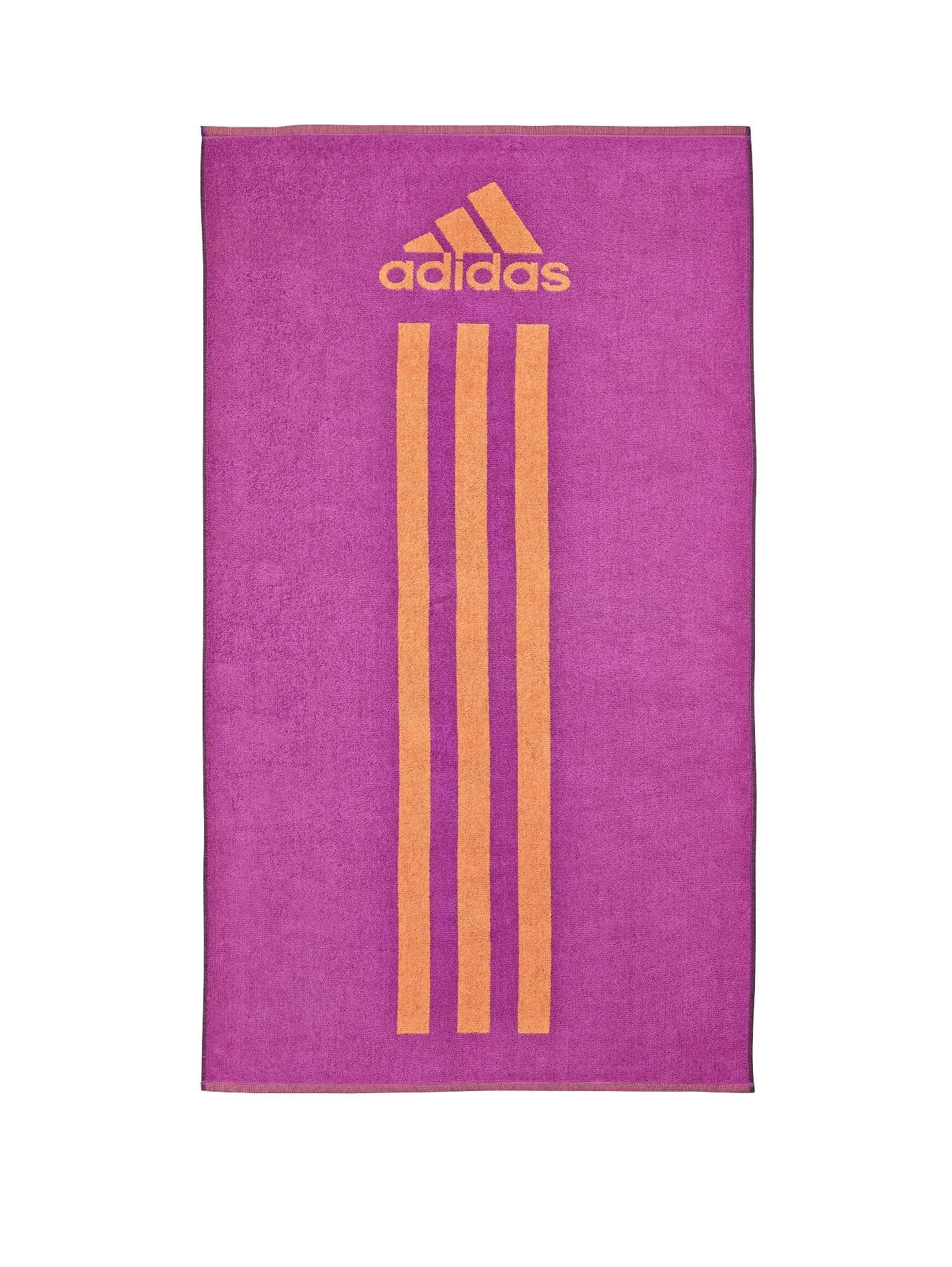 adidas Large Towel - Pink, Pink