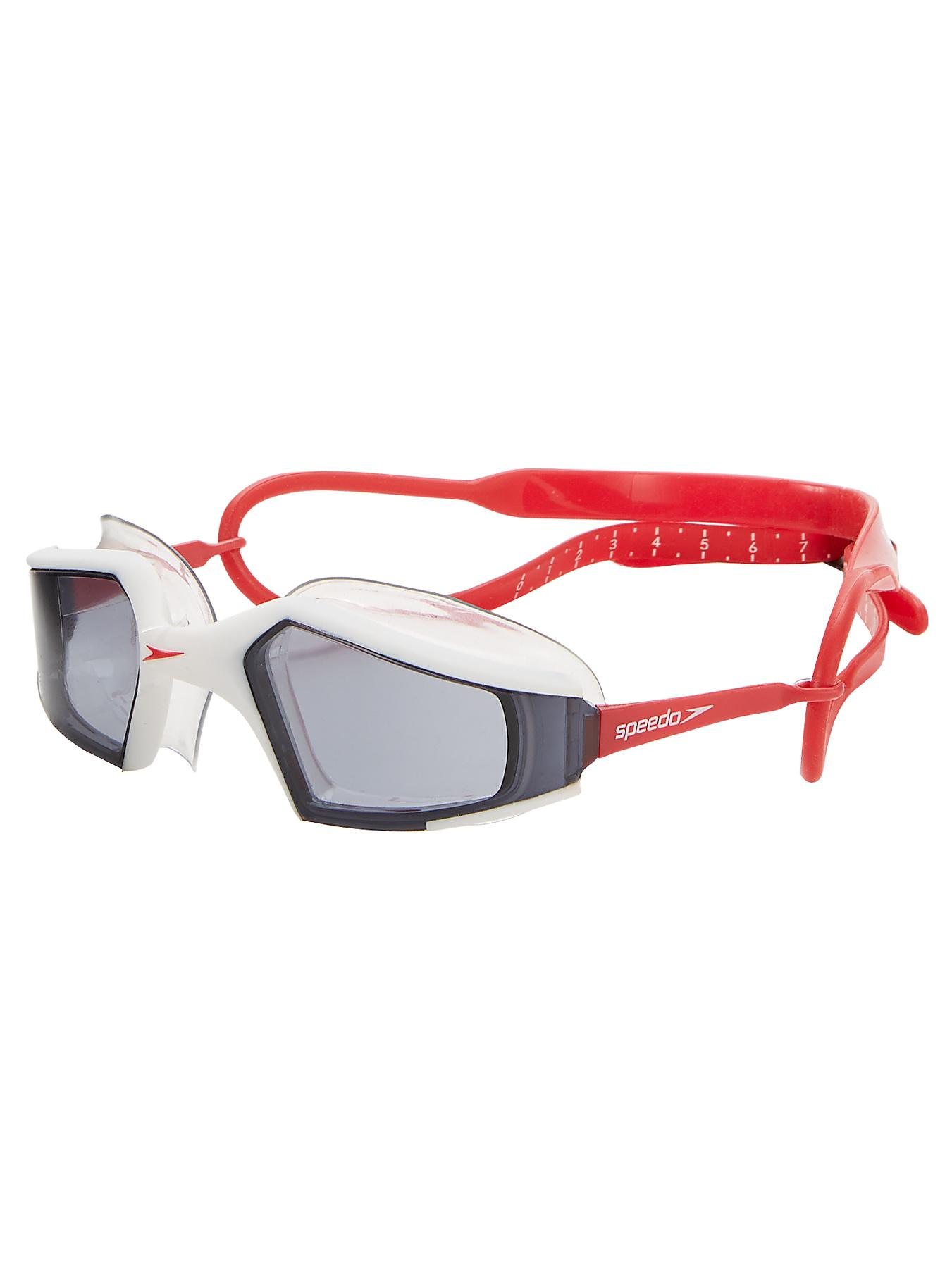 Speedo Aquapulse Max Goggles - White, White