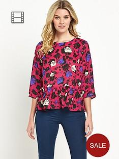 south-printed-peplum-blouse