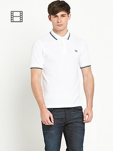 fred-perry-mens-twin-tipped-polo-shirt