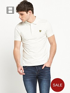 lyle-scott-mens-nepped-jersey-polo-shirt