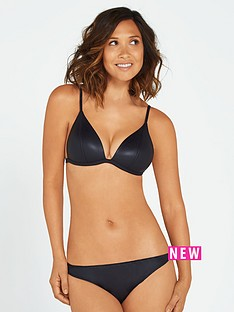 myleene-klass-neoprene-wet-look-bikini-set