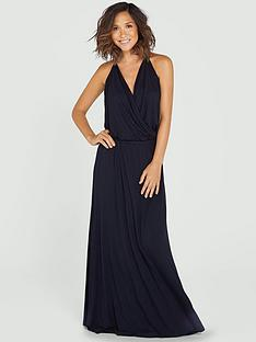 myleene-klass-wrap-front-beach-maxi-dress