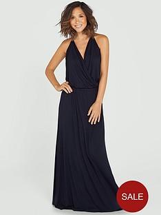 myleene-klass-wrap-front-beach-maxi-dress