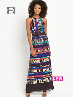 definitions-printed-lace-detail-maxi-dress