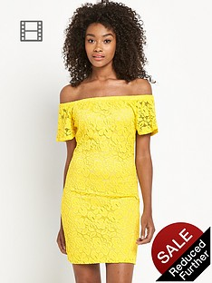 definitions-bardot-lace-pencil-dress