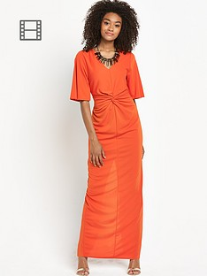 definitions-knot-front-maxi-dress