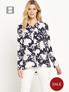 definitions-floral-utility-blouse
