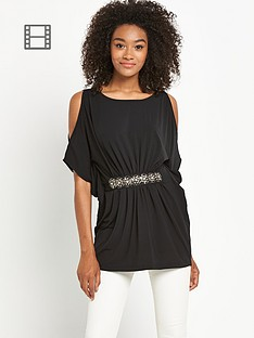 definitions-jersey-embellished-waist-tunic