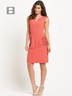savoir-embellished-pocket-tunic-dress