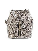 Zip Detail Duffle Bag