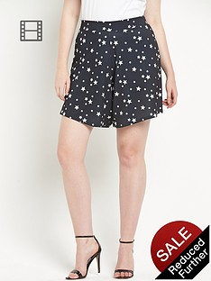 so-fabulous-star-print-jersey-flippy-shorts