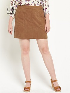 so-fabulous-suedette-a-line-pocket-skirt