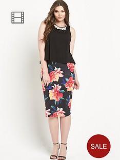 so-fabulous-midi-2-in-1-print-dress