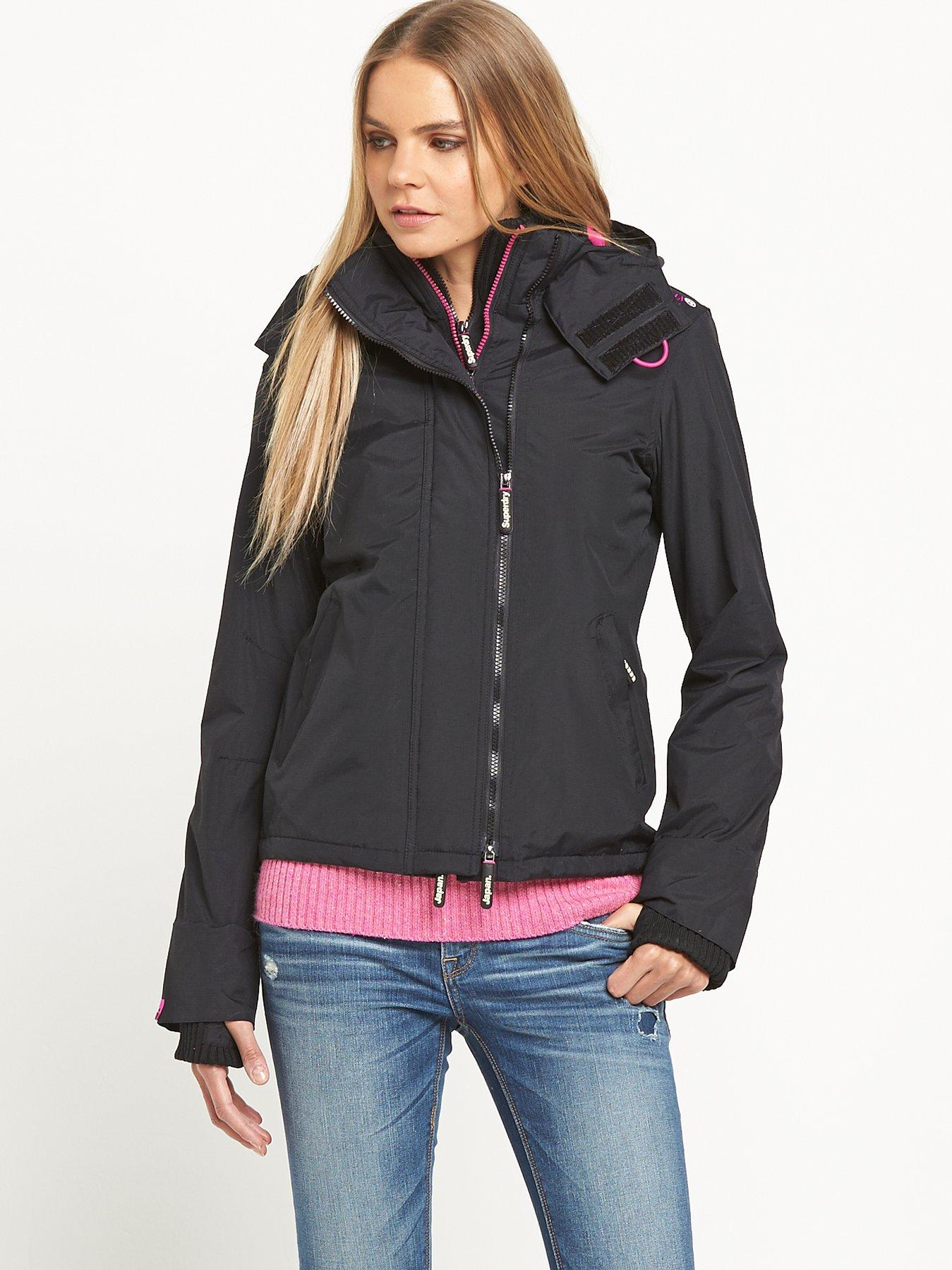 Superdry womens jackets