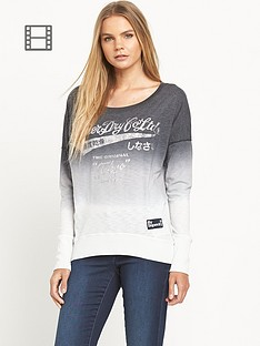 superdry-superdry-ombre-glitter-drop-shoulder-top