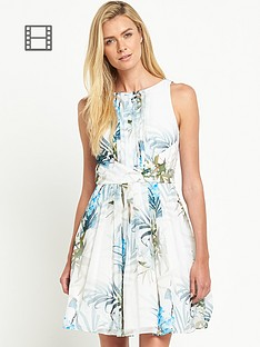 ted-baker-twilight-floral-pleat-dress