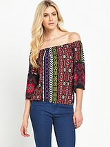 Jersey Bell Sleeve Top