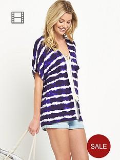 south-tie-dye-jersey-kimono